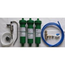 Система доочистки питьевой воды под мойку OASIS green filter EZ CLIP